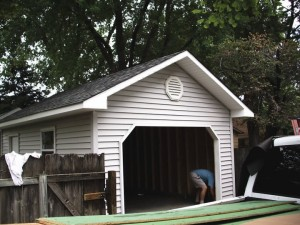 Custom Garages Wichita KS
